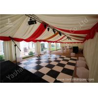 Wholesale Custmized Outdoor Tents Marquee Luxury Decoration for Wedding Parties from china suppliers