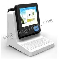 Wholesale Customer Self Service Ticket Kiosk Professional 650 Cd/㎡ Brightness from china suppliers