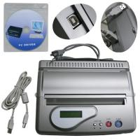 Buy cheap Low Noise High Speed USB Tattoo Transfer Machine , Tattoo Accessories from wholesalers