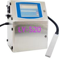 Wholesale 2015 Date Code Inkjet Printer Ly-520/automatic numbering machine from china suppliers