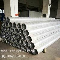 Wholesale 316L Welded Stainless Steel Johnson Type Water Well Screens for Water Well Drilling from china suppliers