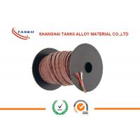 Wholesale Iron  Constantan Thermocouple wire 26AWG multi core cable  For Industry Instrumentation Heating from china suppliers