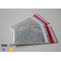 Wholesale Money / Document Safe Bag Fiberglass Fabric Waterproof Fire Resistant Material from china suppliers