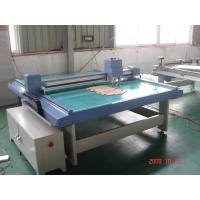 Quality Paper Box cutter flatbed cutting machine for chipboard , foam board , leather , cloth for sale