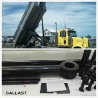 Buy cheap High Accuracy Chrome Plated Steel Bar Neutral Salt Spray Test 500 Hours Hydraulic Cylinder from wholesalers