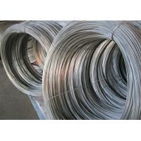 Wholesale Small Gardening Hot Dipped Galvanized Wire , Galvanized Metal Wire 5kg / Coil from china suppliers