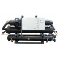 Buy cheap Injection Molding Machine Water Cooled Screw Chiller With Double Compressor from wholesalers