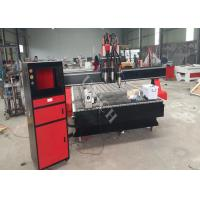 Wholesale Unich three process 2040 Wood CNC Router Machine with ATC tool changer spindles from china suppliers