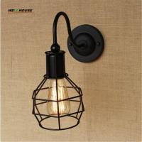 Wholesale American industry wall lamps Nostalgic Vintage Iron Loft Aisle Wall Lamp For Balcony from china suppliers