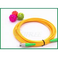 Wholesale FC/APC  Simplex Fiber Optic Patch Cord Single Mode LSZH cable Ultra fiber from china suppliers