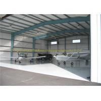 Wholesale GB JIS Steel Airplane Hangars Prefab Aircraft Hangars Q235B Q345B from china suppliers
