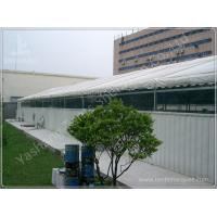 Wholesale Sliding Gate Industrial Large Storage Tents , Temporary Tent Structures from china suppliers