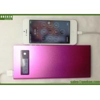 Wholesale Long Lasting LCD Display Power Bank High Capacity Portable External Battery Charger from china suppliers
