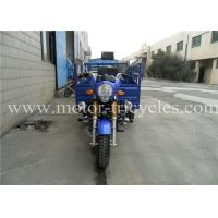 Wholesale Custom Three Wheels 150CC Motor Tricycle , Durable Frame Gasoline Tricycle from china suppliers