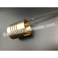 Wholesale Hot Runner Brass Coil Heaters 230V 350W With Thermocouple J PTFE Leads from china suppliers