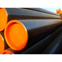 Wholesale Round EN10217 Carbon Steel Seamless Pipes For Structure , GB/T8162 GB/T8163 Thick Wall Steel Pipe from china suppliers