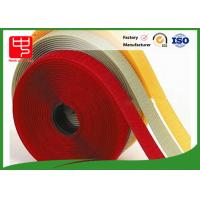 Wholesale 10mm - 180mm hook and loop tape for sewing , white velcro tape 100% Eco - Friendly from china suppliers