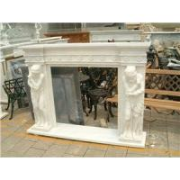 Wholesale Fireplace,Indoor Natural Stone Fireplace,Marble ,Granite Fireplace,Fireplaces.Stone from china suppliers