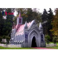 Wholesale Rental Move Church Inflatable Event Tent Wedding Activity With Waterproof Material from china suppliers