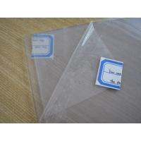 Wholesale Clear Silicone Rubber Sheet Rolls Food Grade Without Smell , Density 1.25-1.50g/cm³ from china suppliers