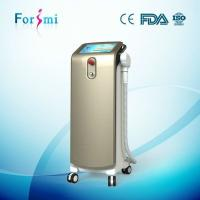 Buy cheap Verticle strong cooling diode laser hair removal machine with 10L water tank from wholesalers