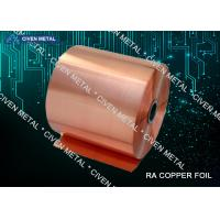 Wholesale C11000 Double Side Shiny Electrolytic Copper Foil / electrodeposited Cu Foil from china suppliers