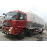 Wholesale hydraulic system 30m3 bulk feed delivery truck, cheapest price FOTON AUMAN 6*2 LHD 15tons feed pellet truck for sale from china suppliers