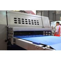 Wholesale Flatbread Line Dough Sheeter Machine Easy Clean With 800mm Width Working Table from china suppliers