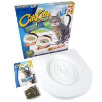 Wholesale CITIKITTY COMPLETE CAT TOILET TRAINING KIT from china suppliers