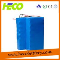 Wholesale Heco 12V 30AH Polymer LiFePO4 Battery 4S 3P Weight 3.2KG , 1200 Times Cycle life from china suppliers