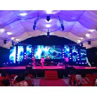 Wholesale Outdoor Small Pixel P3.91 Stage LED Screens Rental with Aluminum Cabinet from china suppliers