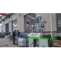 Wholesale Plastic PP PE PVC PA Corrugated Pipe Production Line High Speed Making from china suppliers