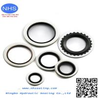 Buy cheap Metric BSP Self Centering Thread Seals Bonded Seals Dowty Seal from wholesalers