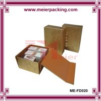 Wholesale Cosmetic Packaging Face Cream Boxes, New Design Foldable Flat Cosmetic Packaging ME-FD020 from china suppliers