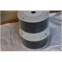 Wholesale Black Anti - Static Polyurethane Round Belt For Conveyor Belting from china suppliers