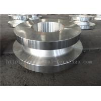 Wholesale SA182-F51 S31803 Duplex Stainless Steel Ball Valve Forging Ball Cover Forgings Blanks from china suppliers