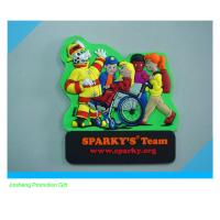 Wholesale lovely design 3D soft PVC  fridge magnet from china suppliers