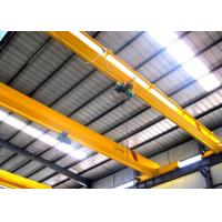 Wholesale Warehouse Single Girder Overhead Crane For Lifting Goods Or Materials from china suppliers