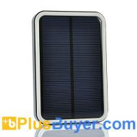Quality 7000mAh Solar Power Bank with 10 in 1 USB Splitter Cable for sale