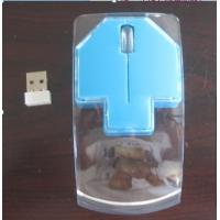 Wholesale new style wireless transparent mouse from china suppliers