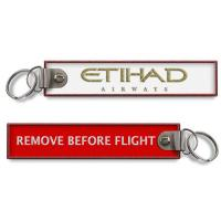 Wholesale Etihad Remove Before Flight Keychain from china suppliers