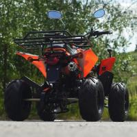 Quality 2 Stroke 49cc Utility Four Wheeler Air - cooled , Automatic Transmission Kids Quad Bike for sale