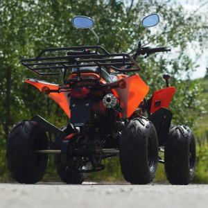 Quality 2 Stroke 49cc Utility Four Wheeler Air - cooled , Automatic Transmission Kids Quad Bike for sale