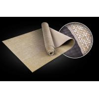 Quality Virson Special professional eco friendly exercising yoga mats/ jute yoga mats for sale