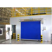 Wholesale High Performance High Speed Interior Roll Up Door Insulated Roll Up Garage Doors from china suppliers