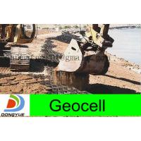 Wholesale geocell for soil stabilisation from china suppliers