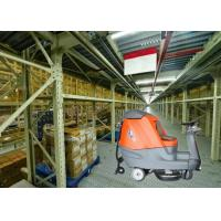 Wholesale Big Shape Battery Powered Floor Scrubber Dryer Machine To Clean Larger Warehouse Or Shopping Mall from china suppliers