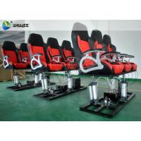 Wholesale 7.1 Audio System 5D Imax Movie Theaters With Special Effect System And Motion Chair from china suppliers
