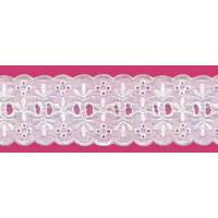 Wholesale Embroidery Voile Lace (HT2005) from china suppliers
