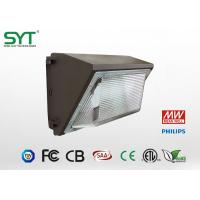 Wholesale 2800 - 3500K Warm White Led External Wall Lights , Square Led Wall Lights 50 / 60HZ Voltage from china suppliers